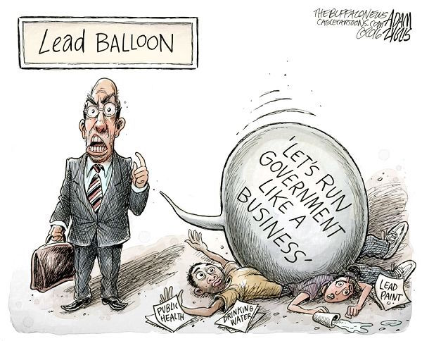 US Lead Problem