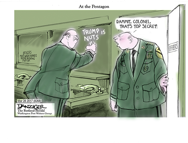 PentagonSecrets