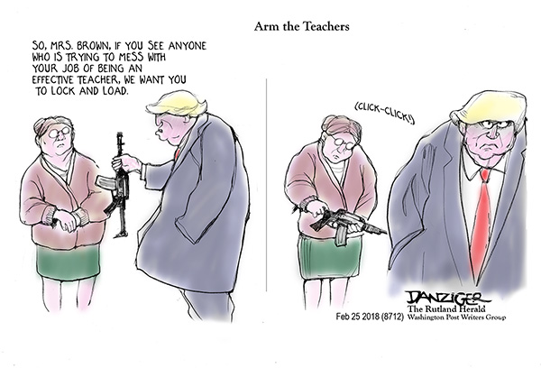 Arm the Teachers