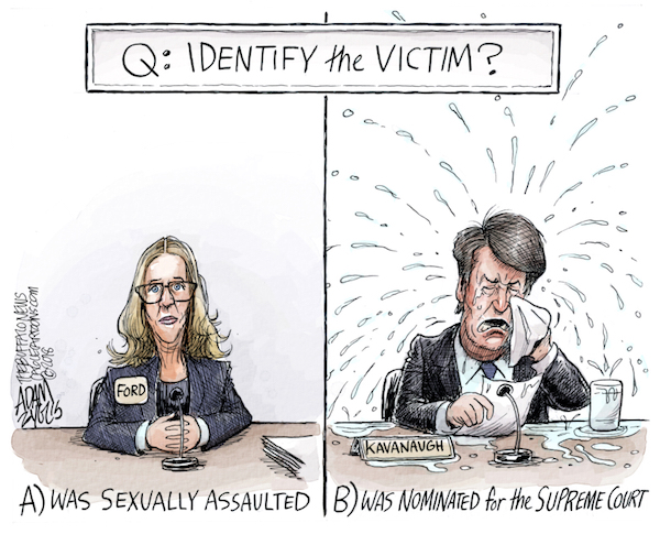 Ford and Kavanaugh